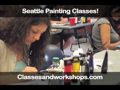 SEATTLE PAINTING CLASSES