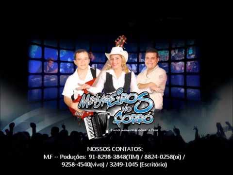 Forró Gospel - Mensageiros no Forró - FAZ CHOVER (MUSICA)