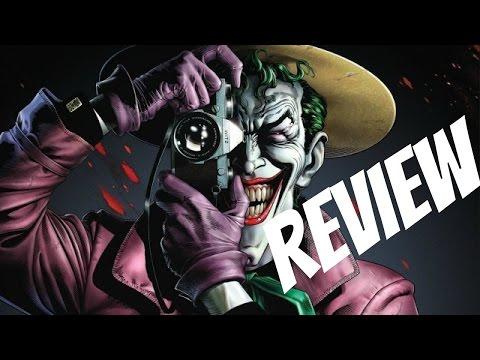 The Killing Joke Review (Batman: The Killing Joke DC Animated Movie Review)