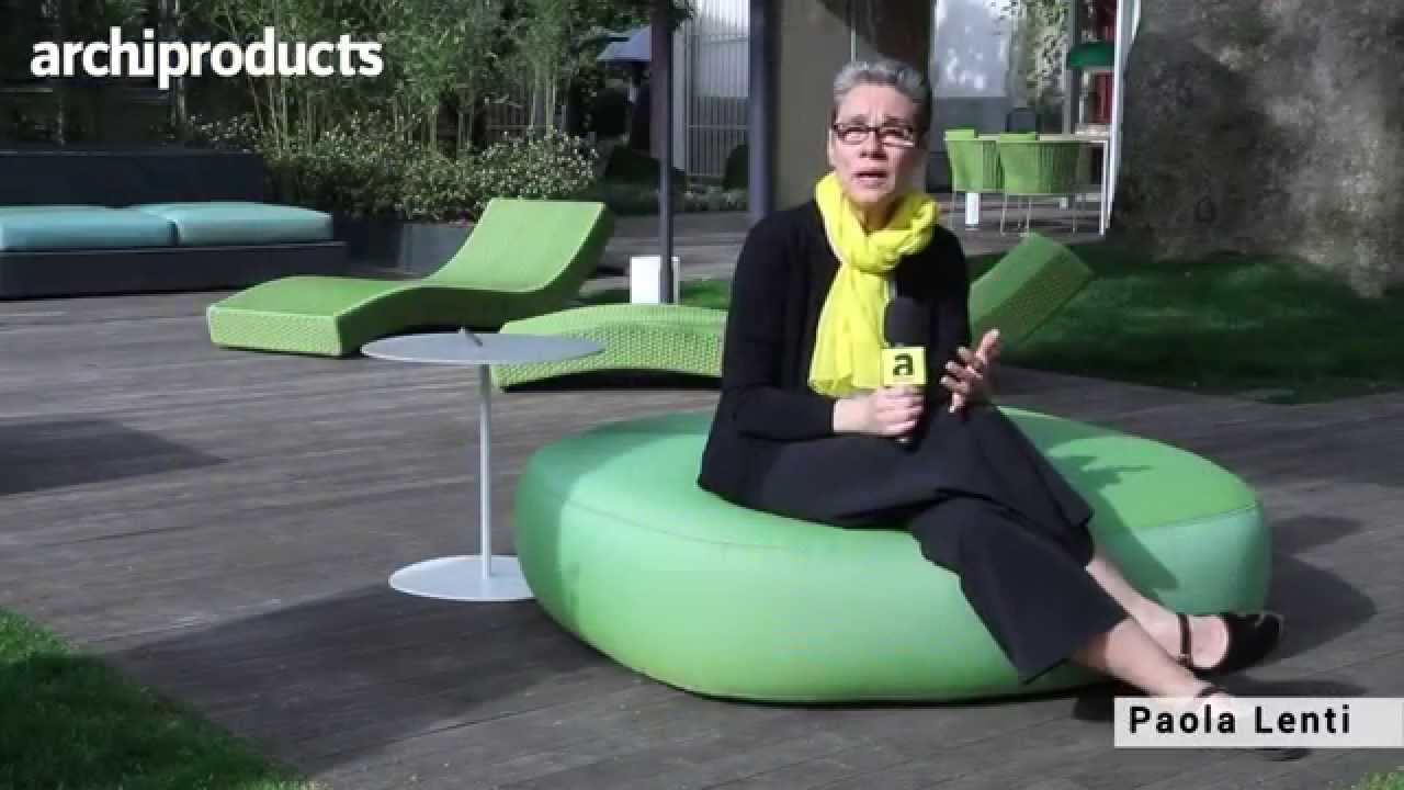 paola lenti paola lenti fuorisalone 2014 youtube. Black Bedroom Furniture Sets. Home Design Ideas