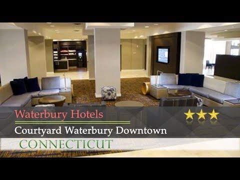 Courtyard Waterbury Downtown - Waterbury Hotels, Connecticut