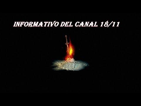 Informativo del canal 18/11