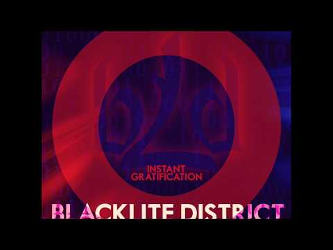 Blacklite District - Blood Red (Turn The Dollar Green)