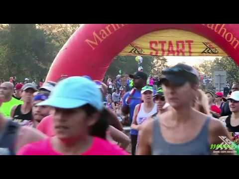Marine Corps 41st Marathon Washington DC October 2016