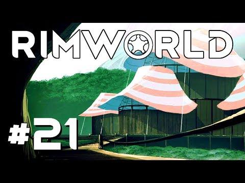 Cooking Expansion! - Ep. 21 - RimWorld Beta 18 Gameplay