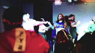 Swagg Jazz x Glizzy (Memphis Savages) Perform Live Little Rock Ar