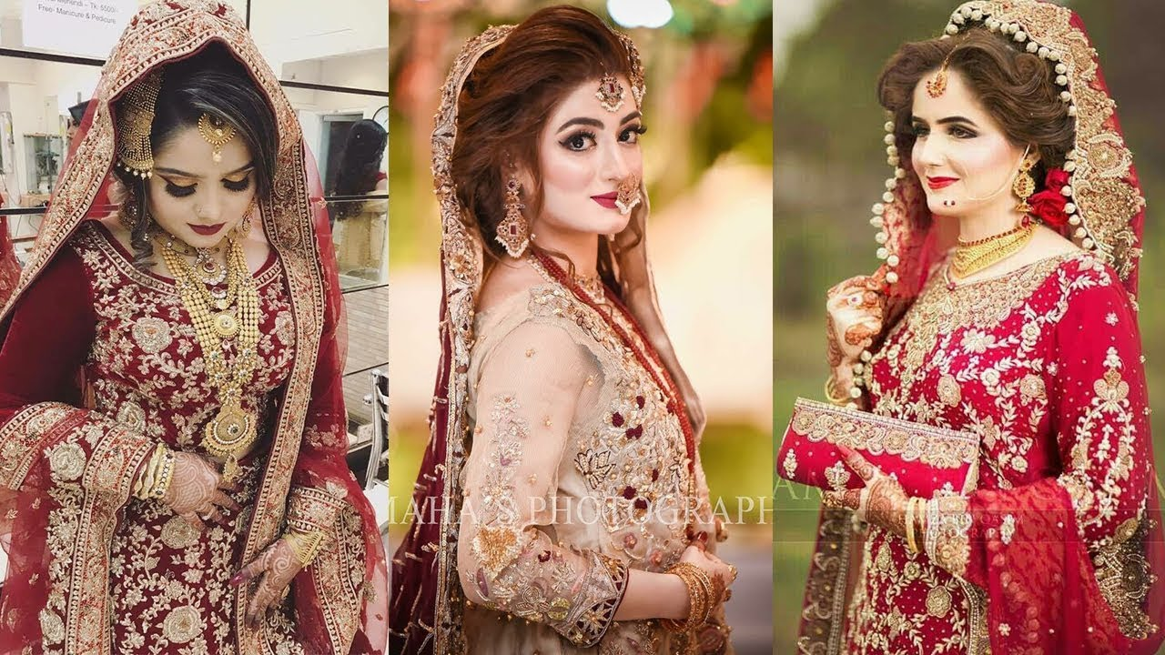 Pakistani Bridal Dresses Beautiful Wedding Dresses Stylish
