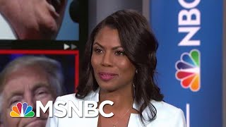 New Omarosa Tape: Trump Claims 'Real Russia Story Is Hillary And Collusion' | Craig Melvin | MSNBC