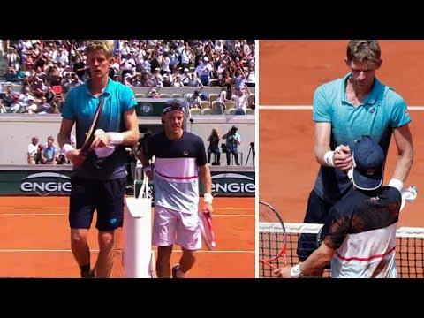 Can Tennis Shortest Player Beat the Tallest? | Crazy Match-up
