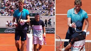 Can Tennis Shortest Player Beat the Tallest? | Crazy Match-up