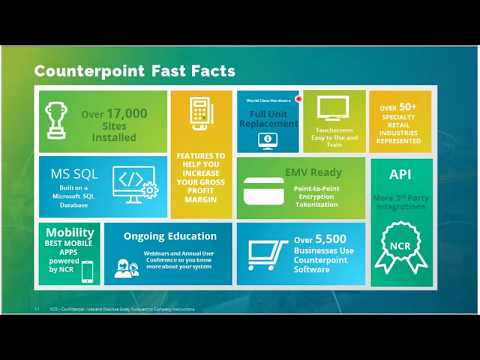 NCR Counterpoint Overview Demo