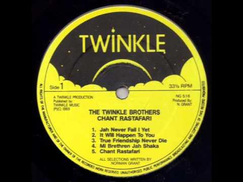 TWINKLE BROTHERS,TRUE FRIENDSHIP NEVER DIE,1989!