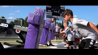2019 Friday Night Lights youth football camp-Warren