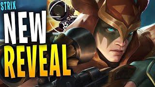 STRIX NEW REVEAL TALENT Paladins Gameplay