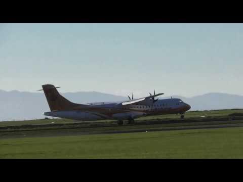 (RARE) Air Caledonie  ATR 72-500 Landing