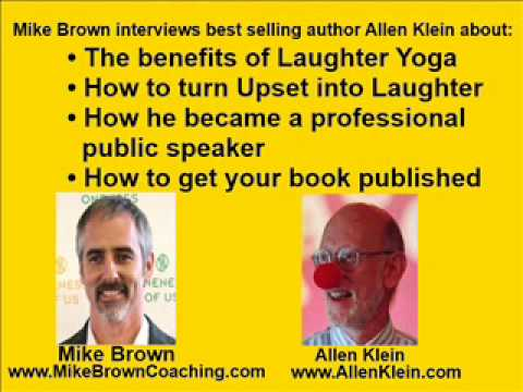 Allen Klein interviewed by Michael Brown