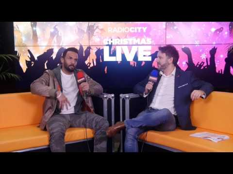 Craig David at Radio City Christmas Live