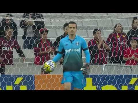 Melhores Momentos - Atlético PR 2 x 0 Grêmio - Brasileirão 2016