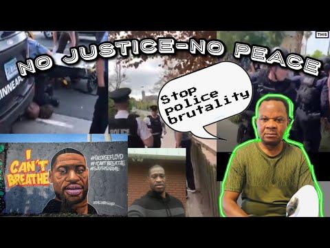 STOP THE POLICE BRUTALITY | ChizaKoo International