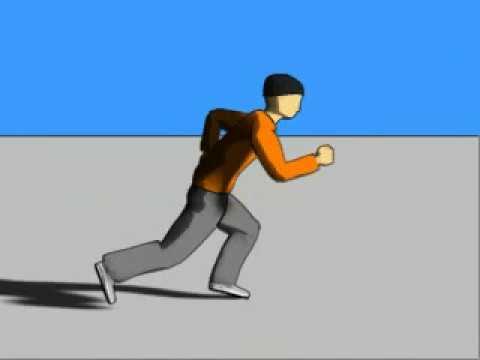 Картинки анимации паркура