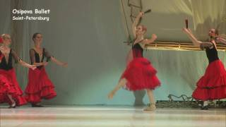 """Don Quichotte"" Osipova Ballet Saint-Petersbourg HD VIDEO"