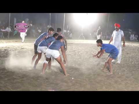 Haryana vs Kotli Than Singh | Girl's 3rd Position Kabaddi Match | Mazara Raja Sahib Ji 2017