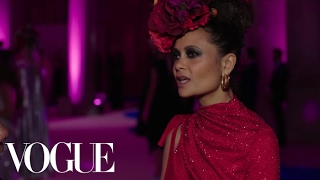 Thandie Newton on the Importance of Being Disruptive | Met Gala 2017
