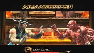 Mortal Kombat Armageddon - Kung Lao Arcade Ladder