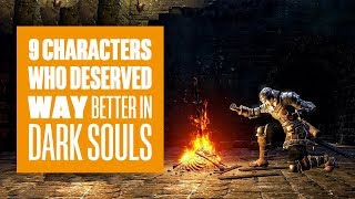 9 Dark Souls Characters Who Frankly Deserved Better - Dark Souls Remastered Gameplay