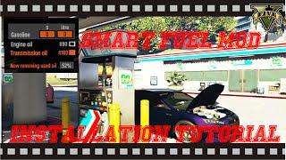 GTA 5 How to install Smart Fuel mod
