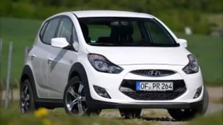 New Hyundai Ix20 2015 Interior Exterior Review