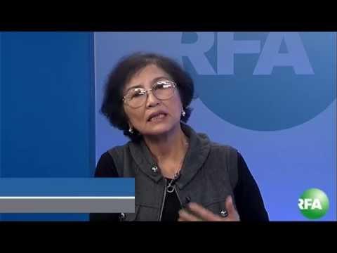 Nữ nghệ sĩ Kim Chi nói về Nhân quyền VN