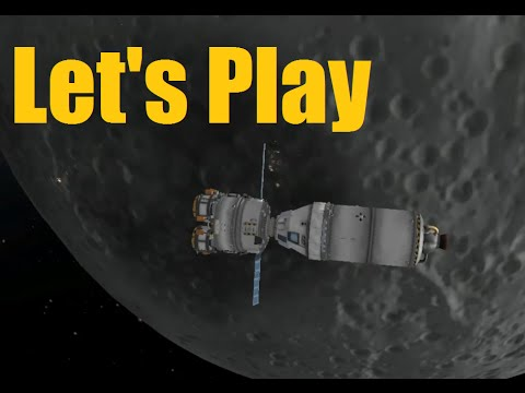 Let's Play KSP - Apollo13 from a Shuttle - pt3 Finale - Ep154