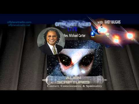 Rev. Michael Carter: Alien Scriptures