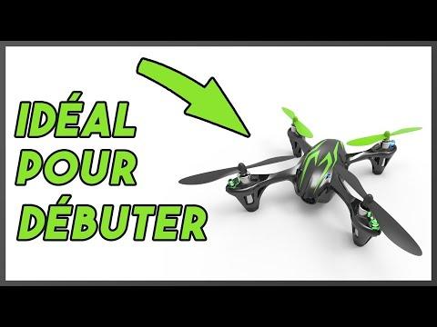 UN BON DRONE POUR DÉBUTER (Hubsan X4)