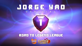 Clash of Clans | ROAD TO LEGENDS EP. #2 - EPIC GRAND REVEAL & NAME CHANGE!