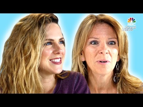 Moms Surprise Their Daughters At Work // Presented By BuzzFeed & NBC's Great News