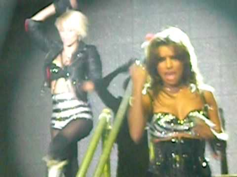 pussycat dolls - i hate this part quex park - YouTube