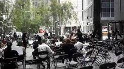 Random school orchestra 590 Madison Ave