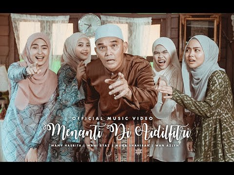 Free Download Menanti Di Aidilfitri - Wany Hasrita, Wani Syaz, Muna Shahirah, Wan Azlyn (official Music Video) Mp3 dan Mp4