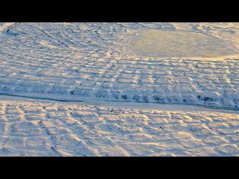 Permafrost thaw could spew greenhouse gases within decades