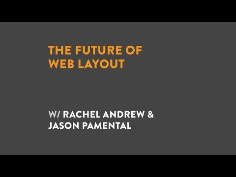 The Future of Web Layout