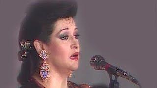 Ala Eini - Warda 🌹 على عينـــي - وردة / حفل 1987