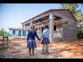 Mulabari CSEB Earth Brick School - Build up Nepal