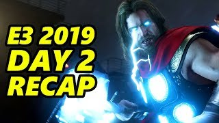 E3 2019 - Day 2 Recap All the Announcements at PC Gaming Show, Ubisoft & Square Enix Presser