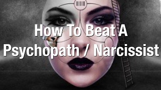 How To Beat A Psychopath / Narcissist - Flat Earth Freedom From TV