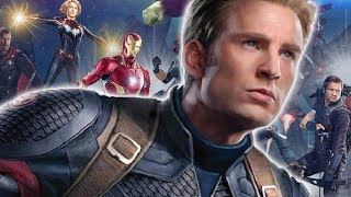Captain America RETURNS For The LAST TIME!!! Chris Evans Done After Avengers 4