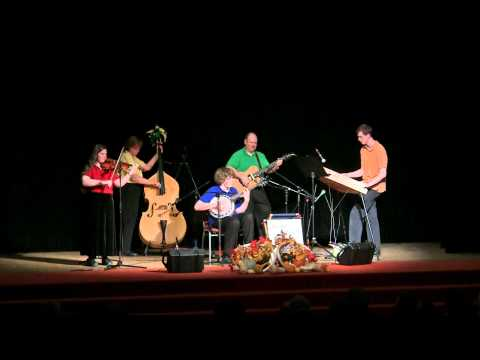When Johnny Comes Marching Home - Kaiser Family Band - Midland Folk Music Society Concert