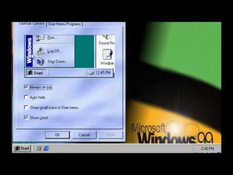 Fake Os Microsoft Windows 99 With Download Link Youtube