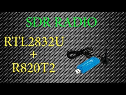 SDR приемник за 10$ который принимает все 27MHz-1.7GHz RTL2832U+R820T2